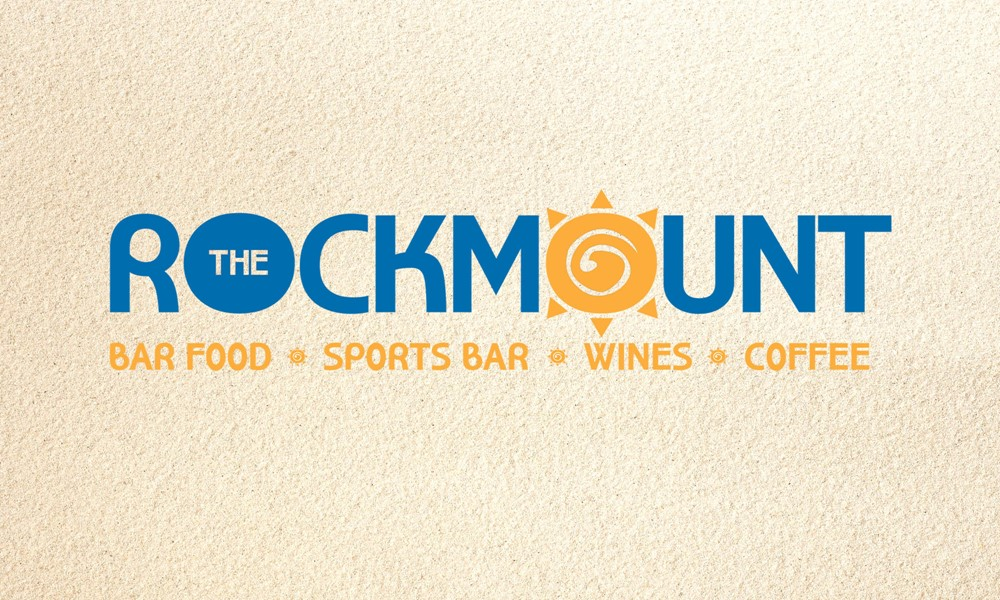 The Rockmount new Logo and Menu