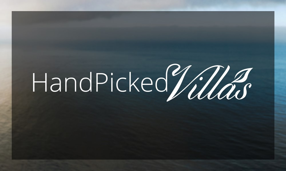 Hand Picked Villas Branding & Website