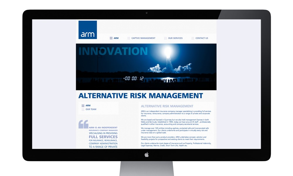 ARM Website