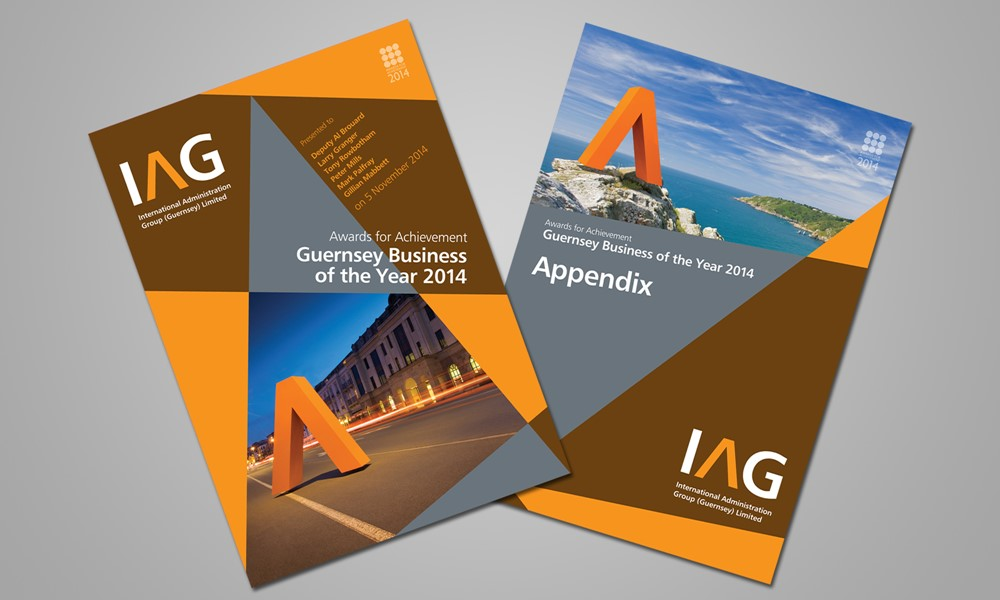 IAG Awards for Achievement 2014 Winners