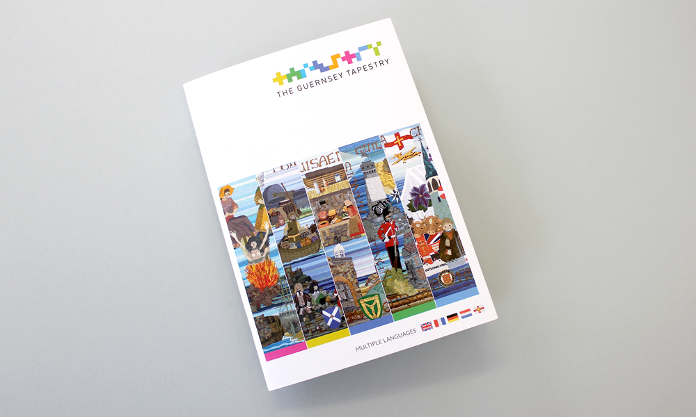 Guernsey Tapestry Booklet