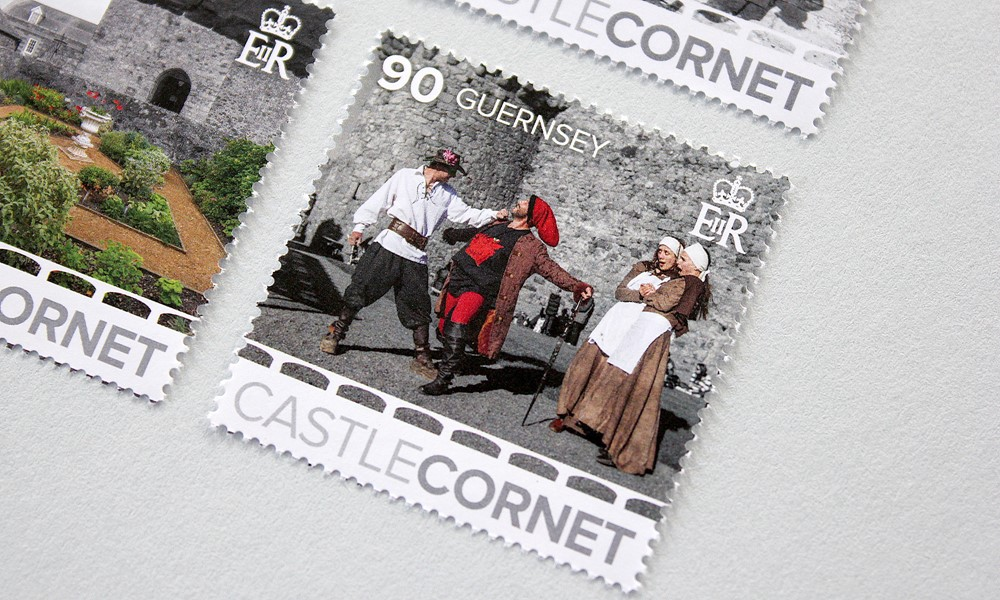2017 Europa Stamps for Guernsey Post
