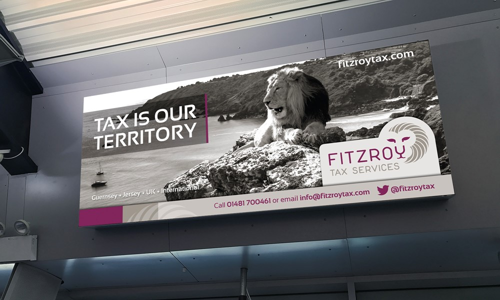 Fitzroy Tax Airport Advertising & New Website