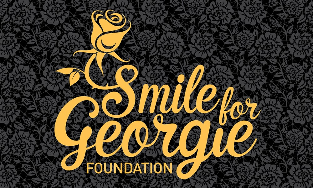 Smile for Georgie Foundation Branding