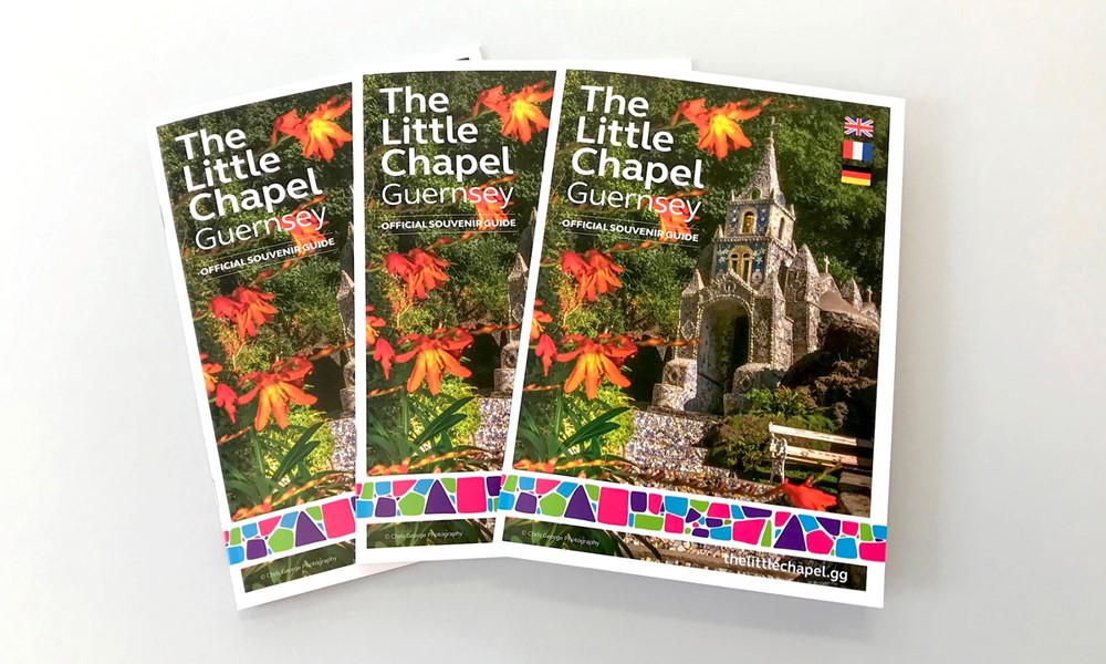 The Little Chapel Souvenir Guide