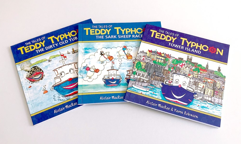 Teddy Typhoon Children's Books