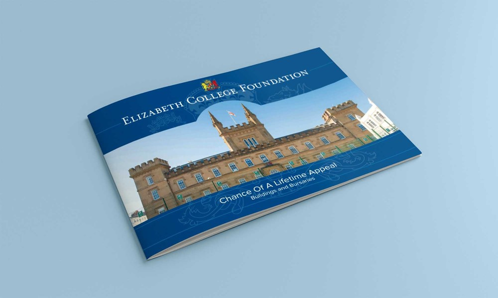 Elizabeth College Foundation Brochure