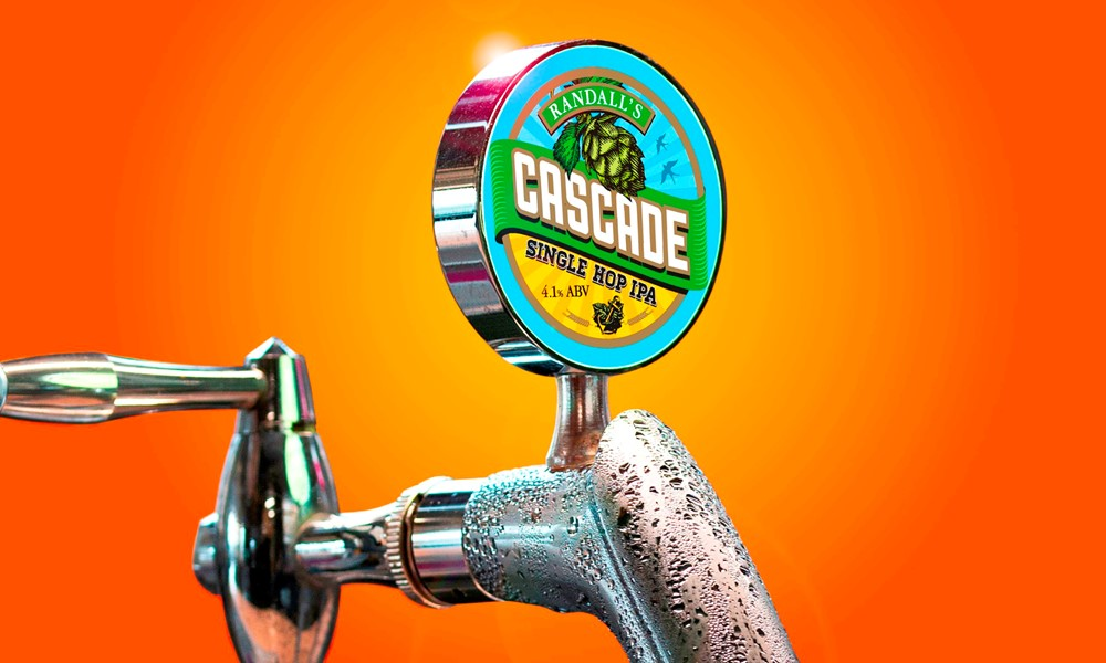 Randall's Cascade Single Hop Ale